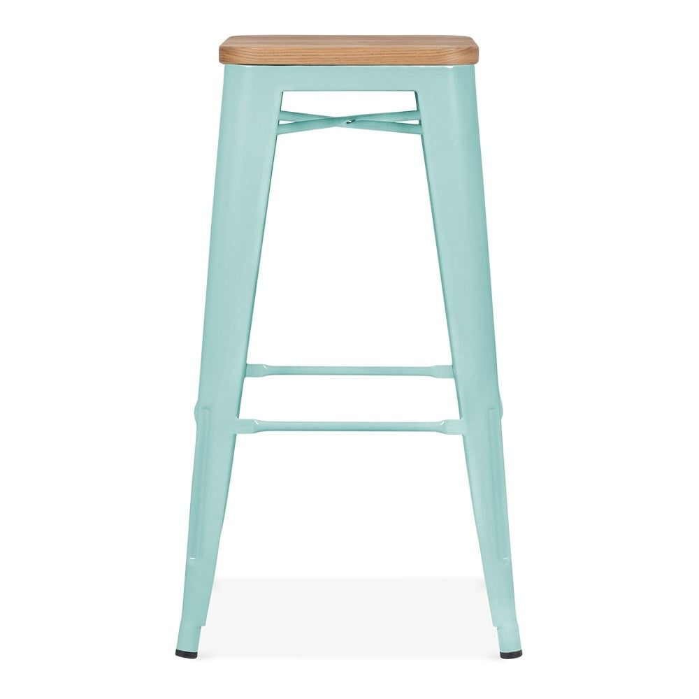 Aqua Bar Stool Barhocker Metall Barstuhle Barhocker