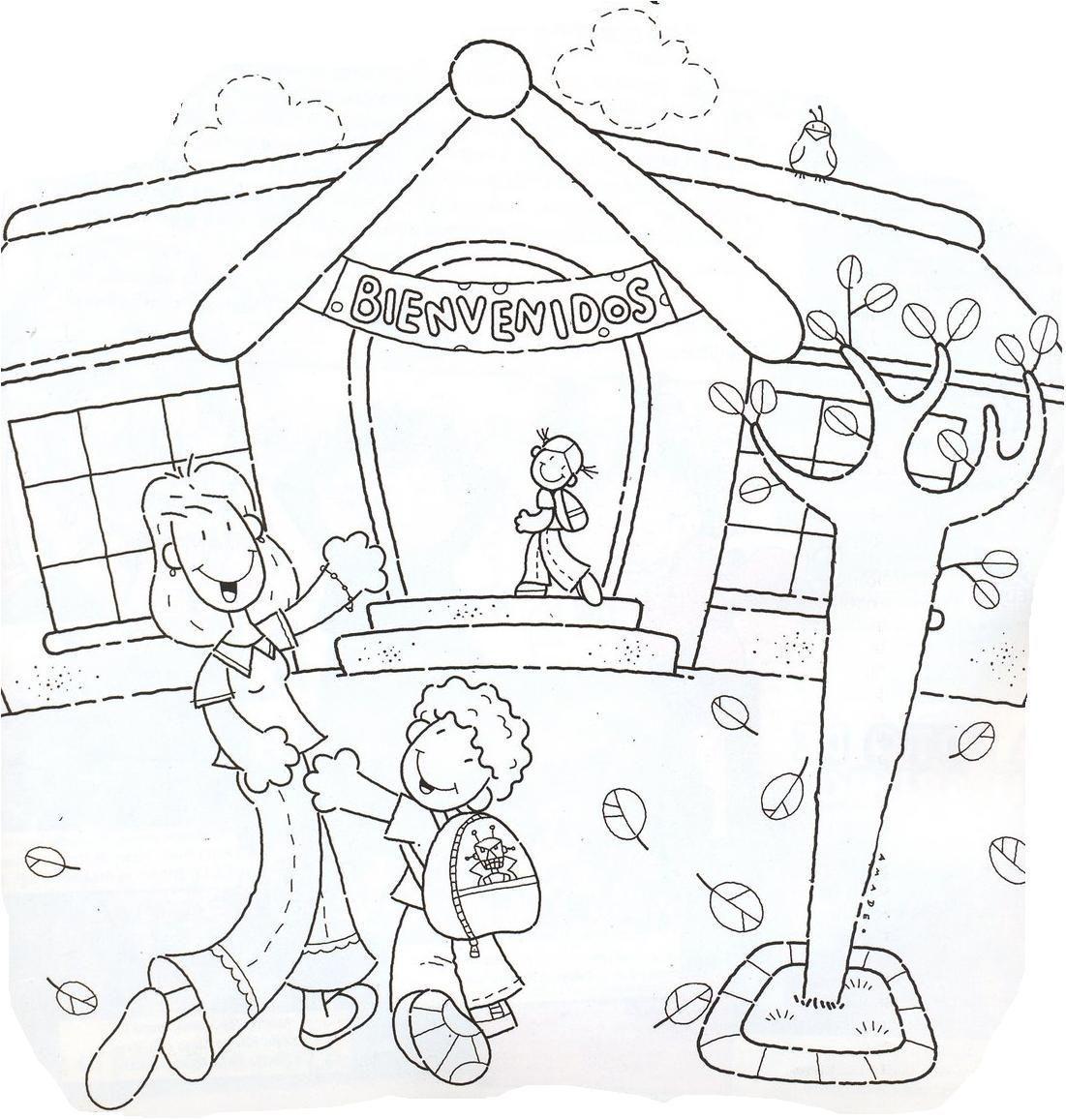 Dibujos Para Pintar Kinder
