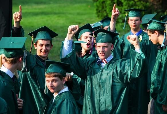Graduation day at IBMC | Career college, Vocational school ... |Vocational School Graduation