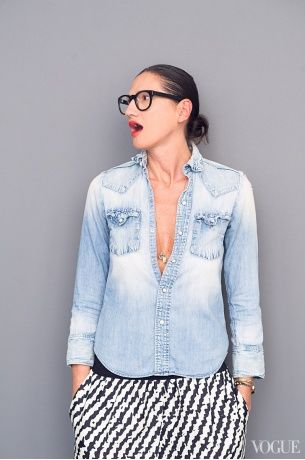 Vogue Daily — Jenna Lyons, J.Crew Creative Director