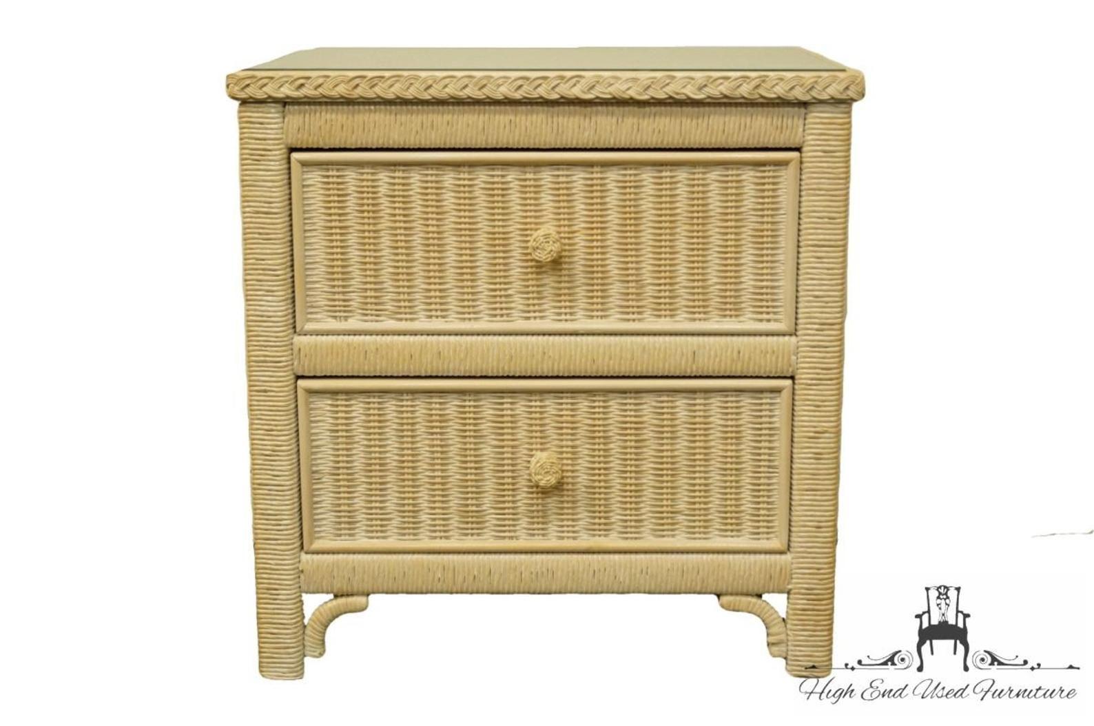 Lexington / Henry Link Furniture Cream / Offwhite Wicker