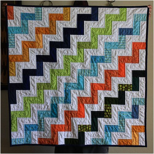 Xavi's Quilt by Rebel Perfection