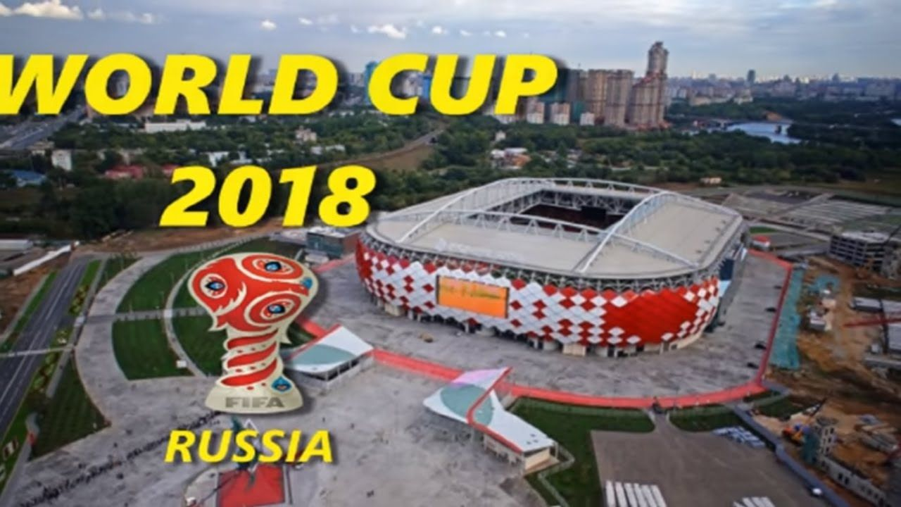 World Cup 2018 Russia Russia 2018 Stadiums World Cup 2018 Venues Fifa World Cup World Cup 2018 World Cup Stadiums