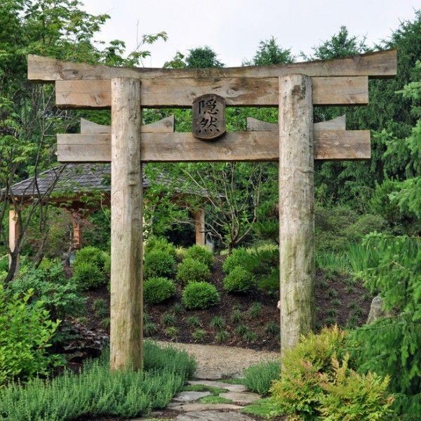 Japanische Gartengestaltung 11 Dekoration