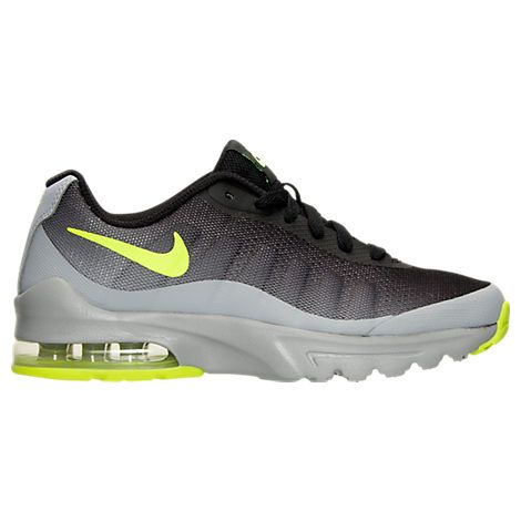 online retailer d5d26 bc64e Boys  Grade School Nike Air Max Invigor Running Shoes - 749572 749572-002   Finish Line