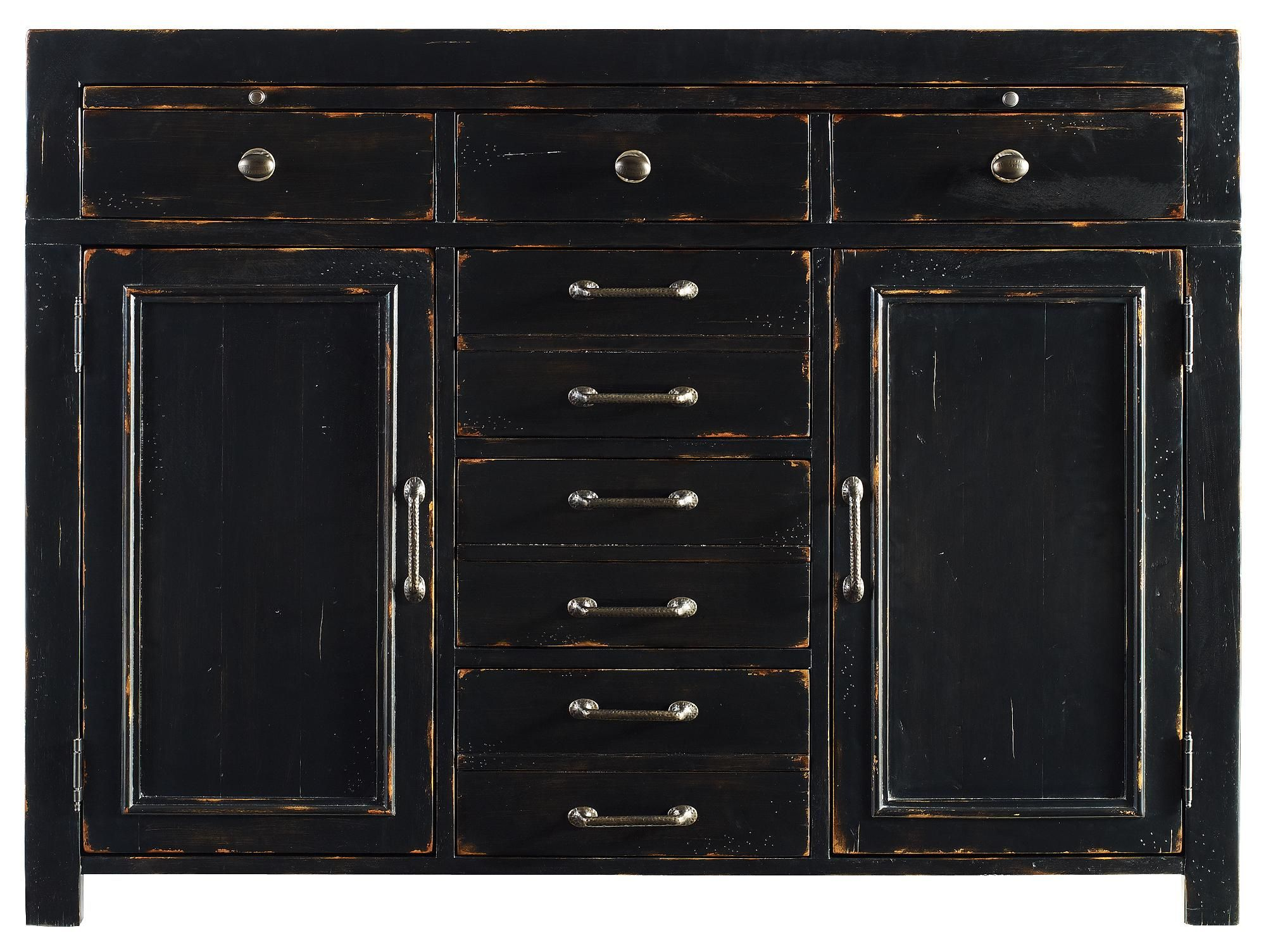 The Classic Portfolio Artisan Buffet by Stanley Furniture