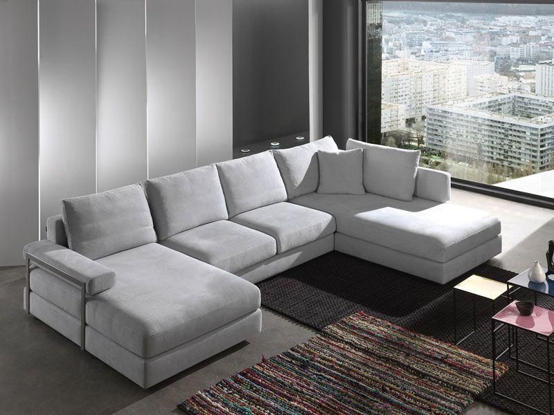 Capriola Capriola Est Un Salon Contemporain Avec Un Caractere Unique Rendez Vous Vite En Magasin Et Decouvrez Cette Belle C Sectional Couch Couch Furniture
