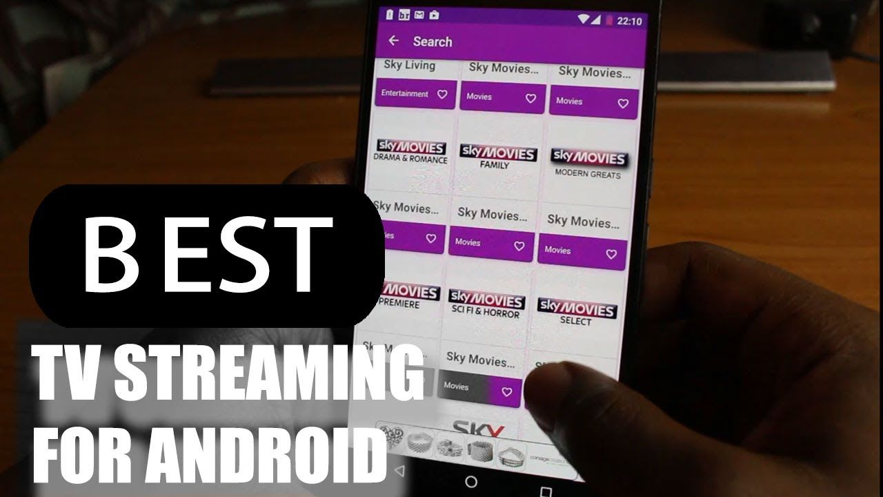Best TV Streaming App for Android Devices (TV Shows Movies