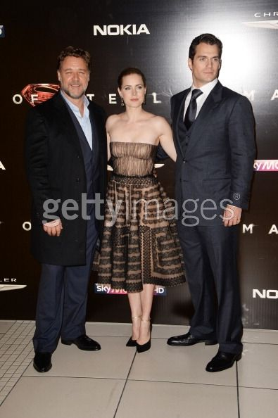 Russell Crowe Amy Adams and...