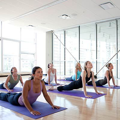 Once you're no longer a beginner making rookie yoga mistakes, it doesn't mean yoga gets easier, necessarily. | Health.com