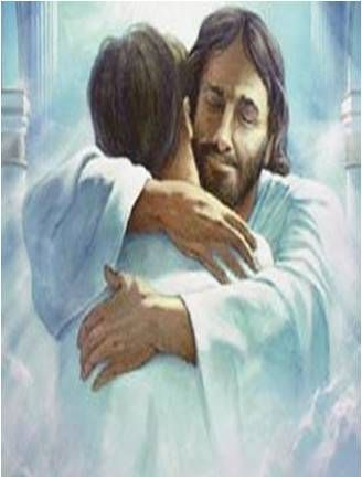 pictures of jesus hugging teens for the son of man came Jesus Teaching Clip Art Jesus Clip Art Black and White