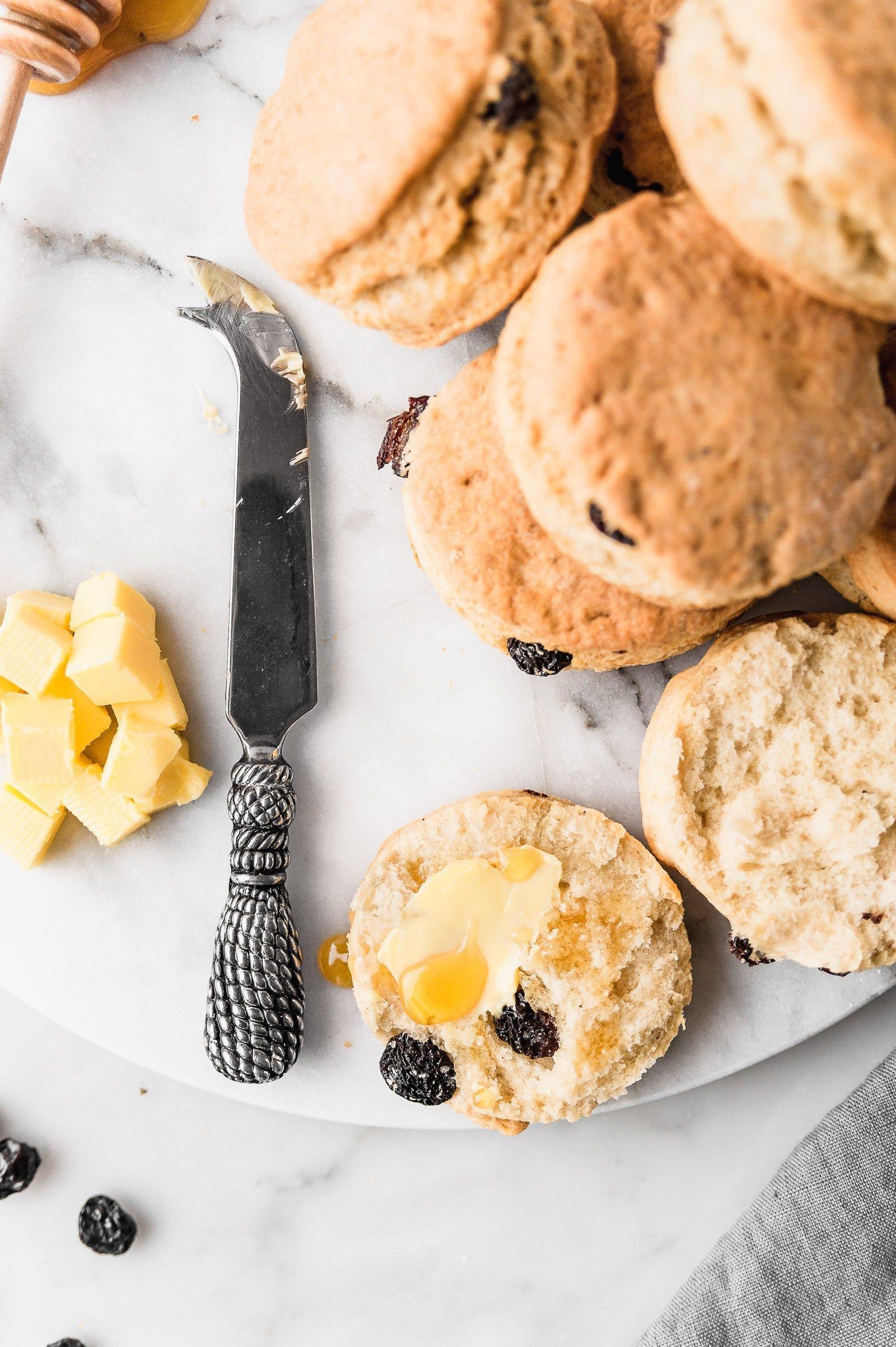 Raisin Scones Cravings Journal Recipe Raisin Scones Raisin Recipes Food Processor Recipes