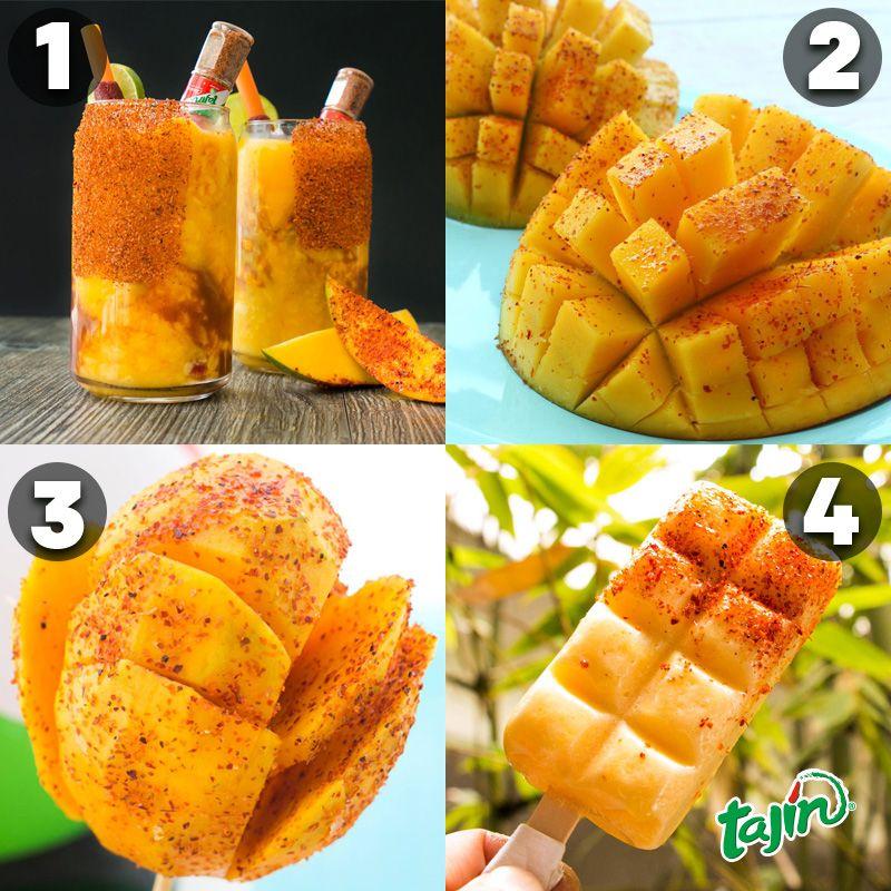Whats Your Favorite Way To Mango Mangomeetstajin Chili Lime Seasoning Recipes Fruits And Veggies