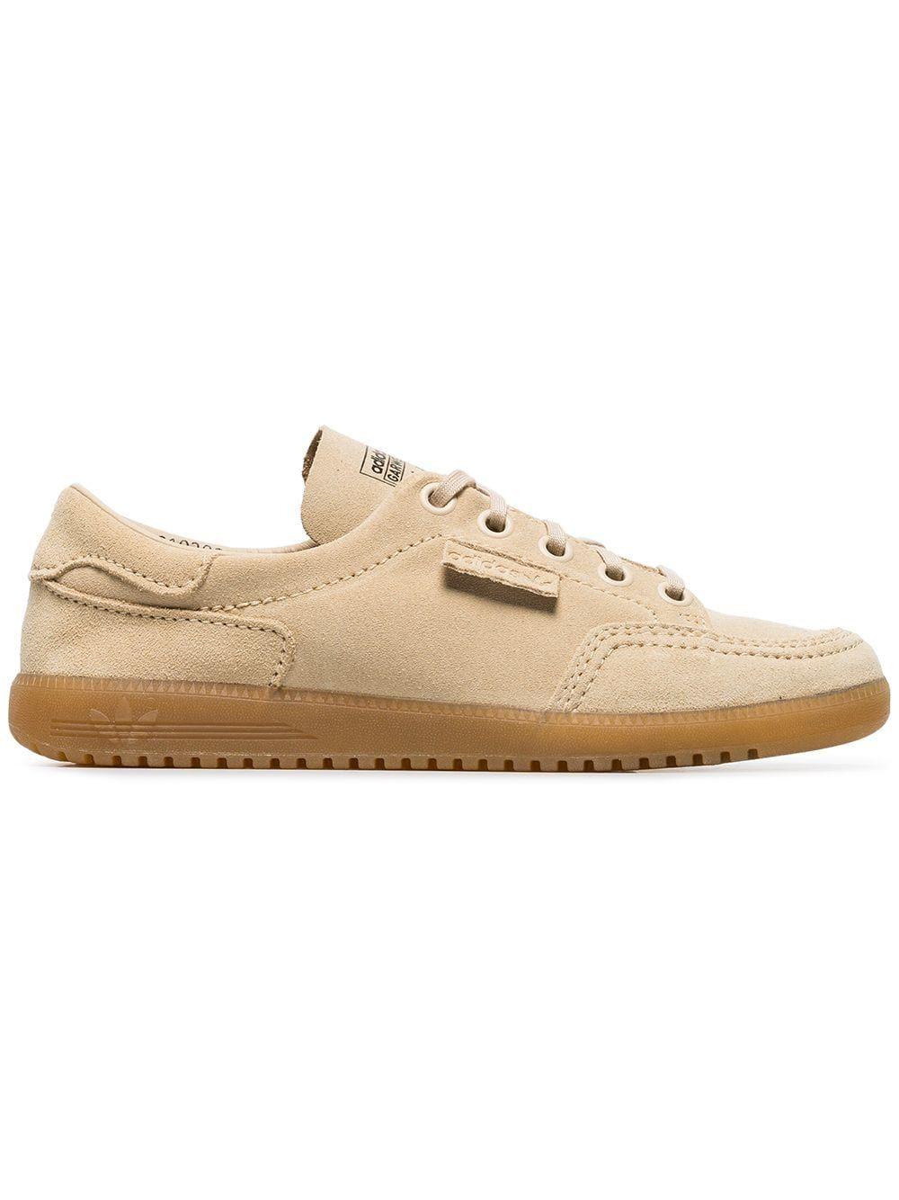 9a963f885d9 ADIDAS ORIGINALS ADIDAS GARWEN SPZL X UNION SNEAKERS - BROWN.   adidasoriginals  shoes