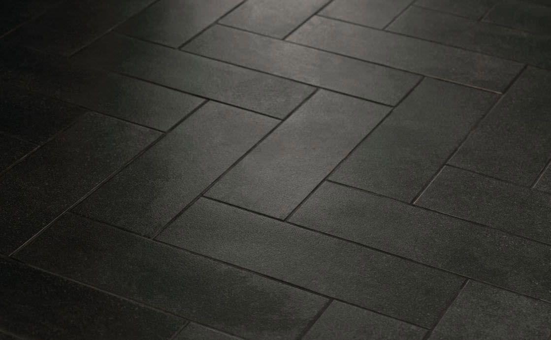 Angled Brick Porcelain Floor Tile Http Www Atlantatileexperts