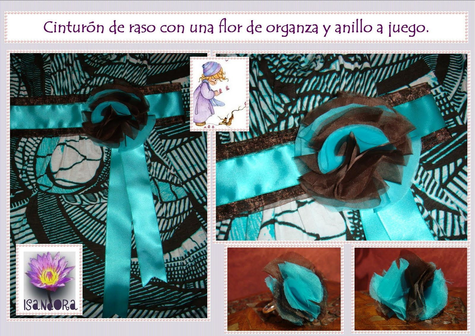 ISANDORA by MAFI: Cinturón fiesta