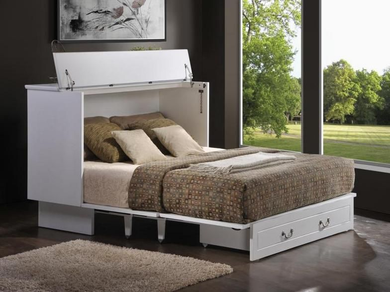 murphy bed alternative cool inventions pinterest