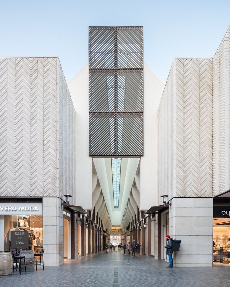 Gallery Of Rafael Moneo S Beirut Souks Explored In Photographs By Bahaa Ghoussainy 11 Beirut Architecture Model Spanish Architecture