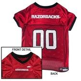 Arkansas Razorbacks NCAA Licensed Football Dog Jersey