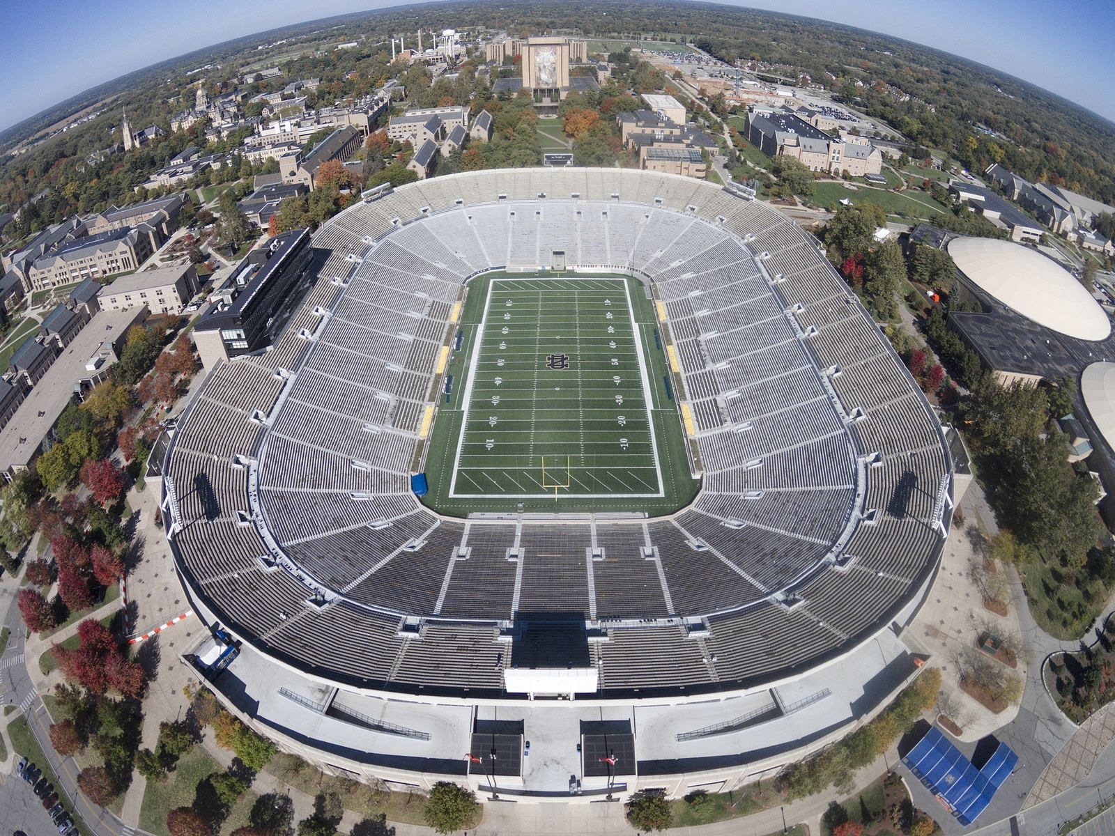 Notre Dame Stadium Sports Stadium Stadium Nfl Stadiums