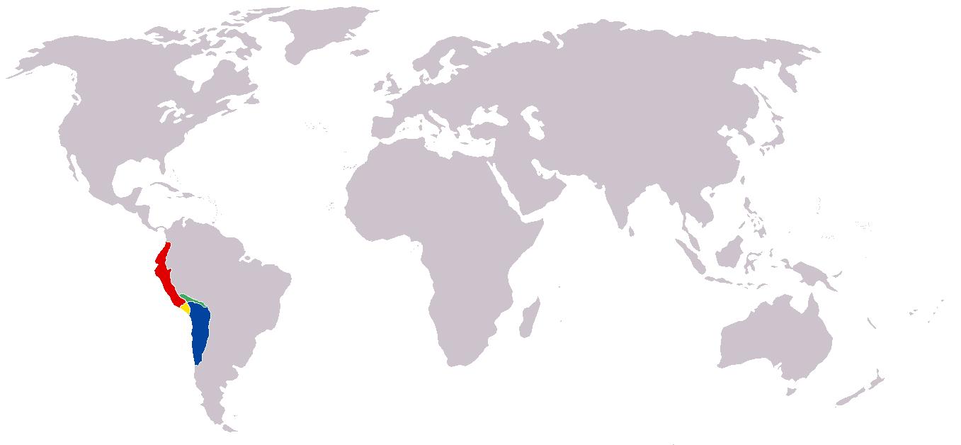 Location Tawantin Suyu3 - Imperio incaico - Wikipedia, la enciclopedia libre