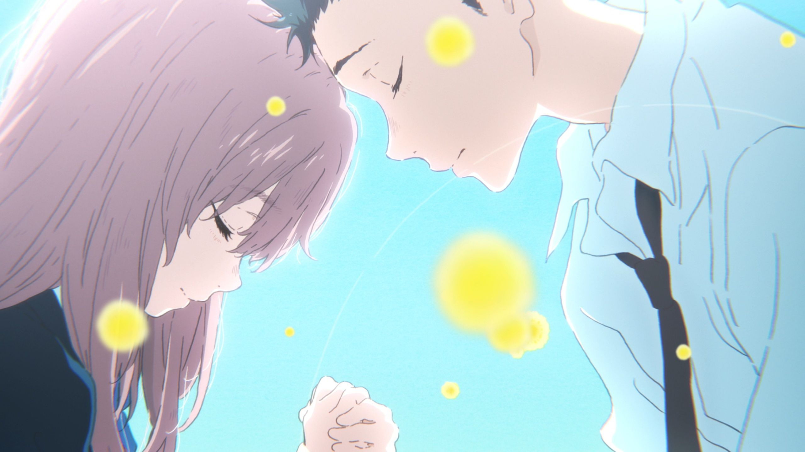 View Download Comment And Rate This 2560x1440 Koe No Katachi
