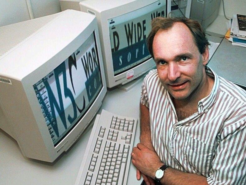 Taldíacomohoy 12 De Marzo De 1989 Tim Berners Lee Redacta El Borrador Que Sienta Las Bases De La Web Buenos Días Fisica De Particulas Leer Informática