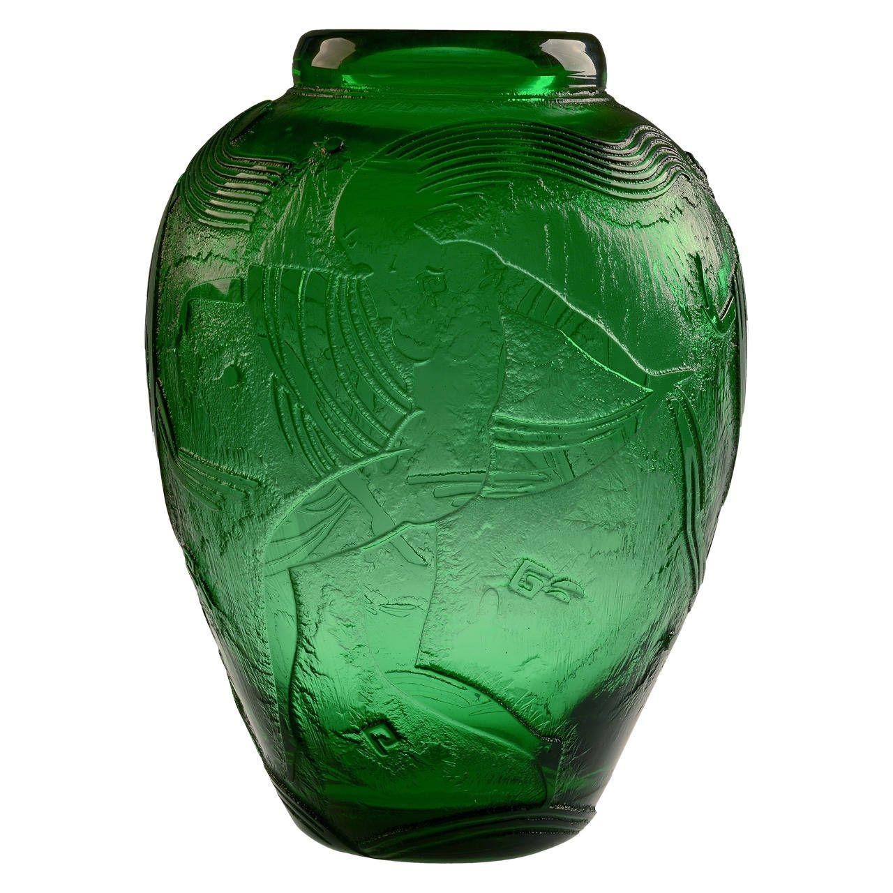 Exceptional daum nancy acid etched art deco vase art deco glass exceptional daum nancy acid etched art deco vase floridaeventfo Image collections