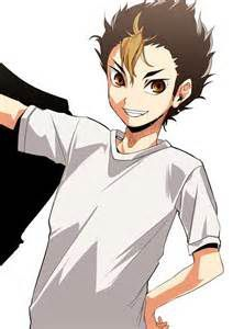 Which Haikyuu! Character are you?