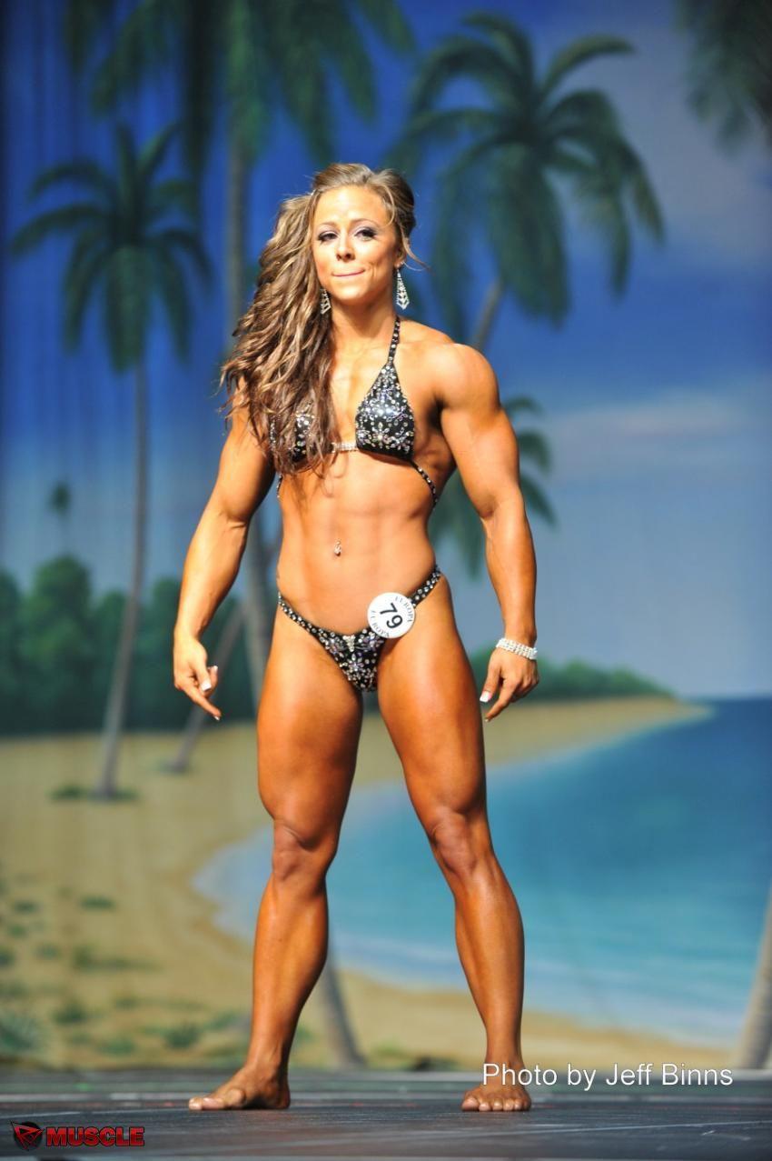 Dani Reardon Fbb Female Bodybuilder Ripped And Cute