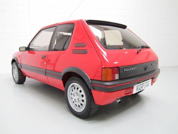 For Sale Peugeot 205 1 6 Gti