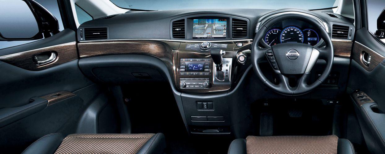Nissan Elgrand E52 interior | C_C a r s | 5k +pins ...