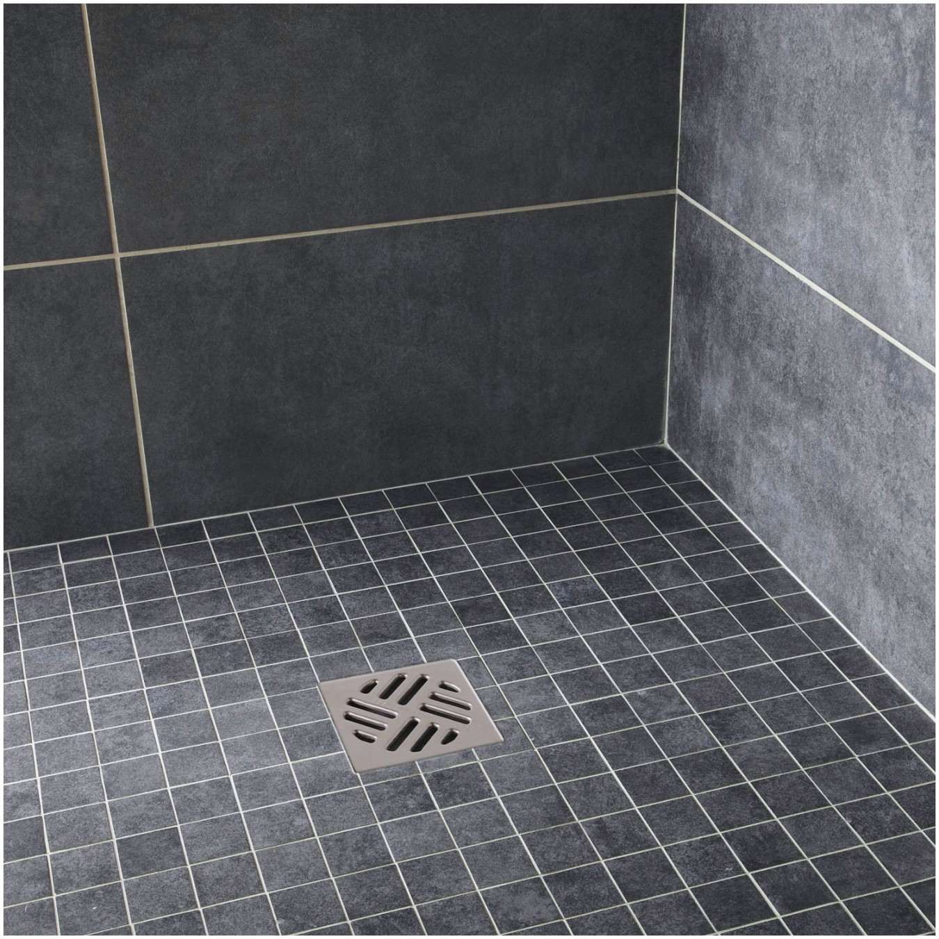 Tapis De Baignoire Antiderapant Leroy Merlin Qui A L Air Cher Mosaic Shower Tile Master Bathroom Renovation Shower Drains