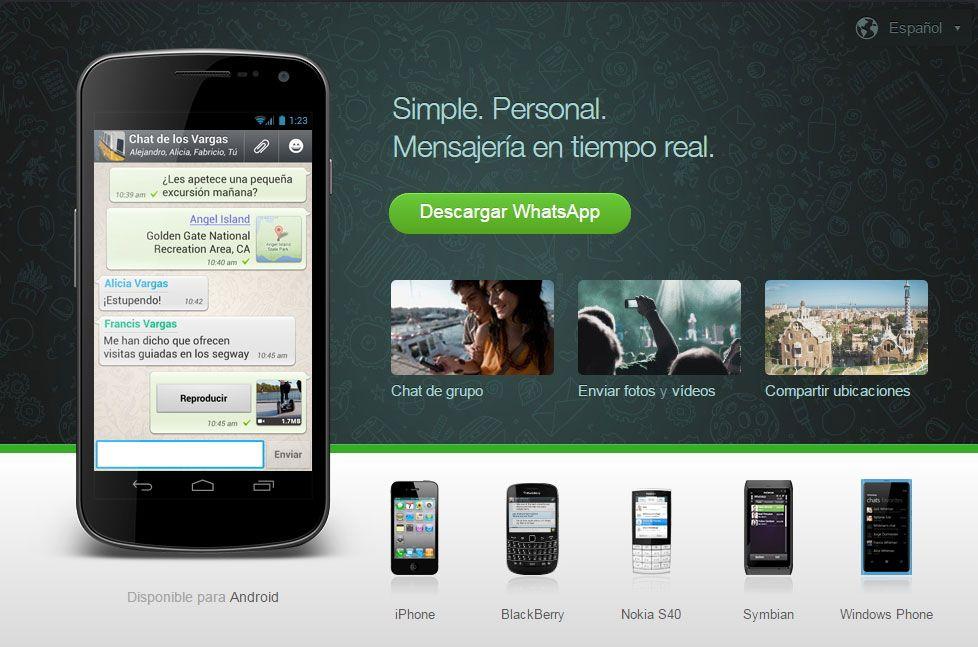 Como espiar conversaciones de whatsapp de blackberry - Como ver mi whatsapp