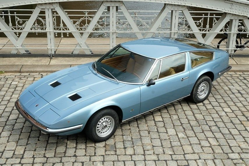 1972 maserati indy - 4200 coupé | classic driver market | auto