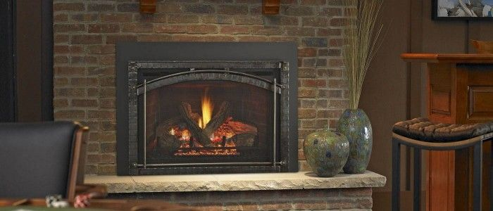 Gas fireplace and Hearths