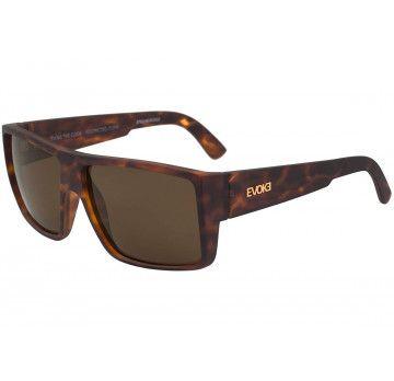 daf54623d EVOKE THE CODE - ÓCULOS DE SOL TURTLE MATTE/ BROWN | lindos óculos ...