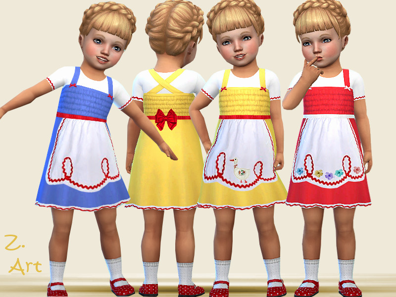 // SET // Found in TSR Category Sims 4 Female Clothing