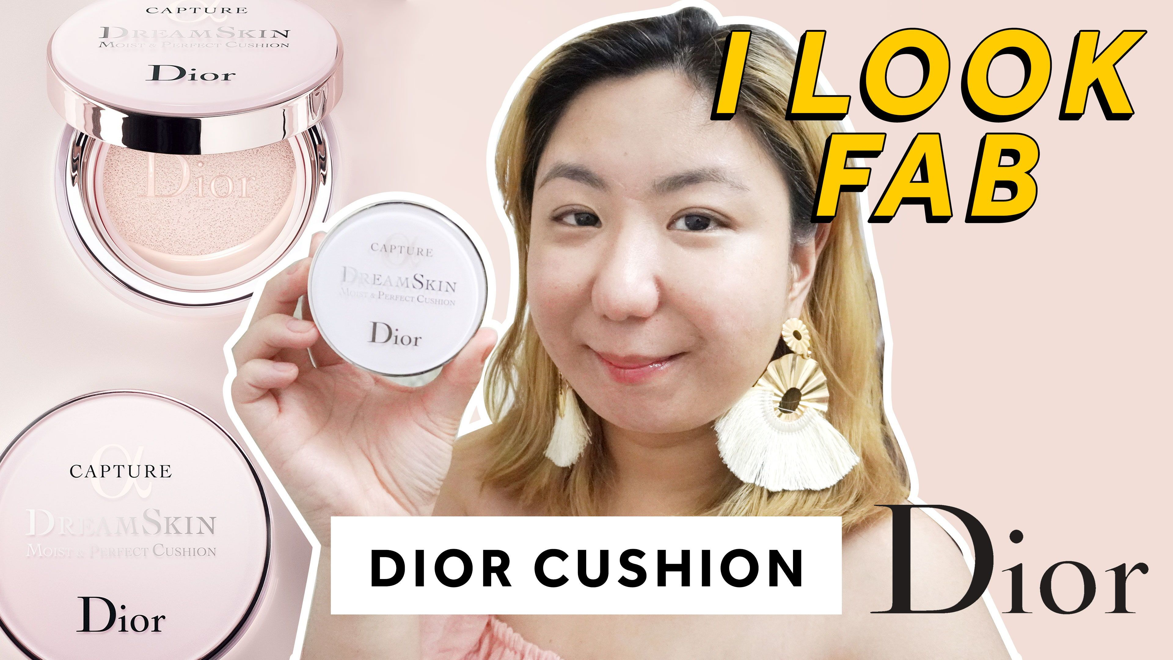 Dior Cushion Is One Of My Favorite Cushion I Ve Ever Had I Loved That It Is So Moist And Makes My Skin Loo Dior Foundation Makeup Reviews Dior Capture Totale