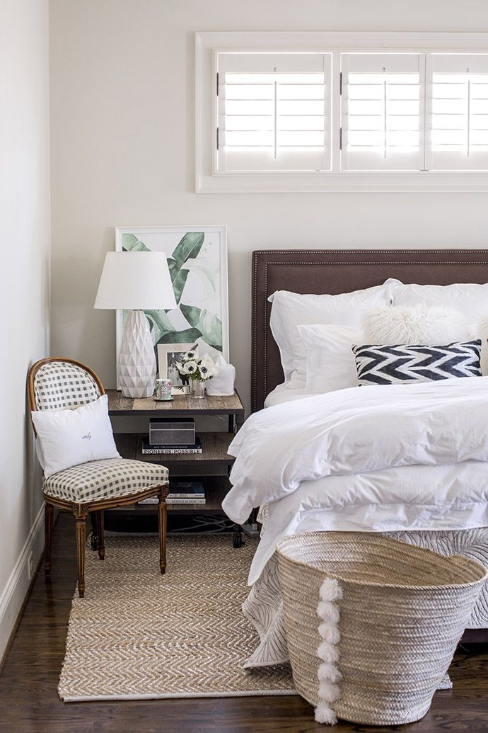 Tour A Luxurious And Bright Southern Home Bedroom window