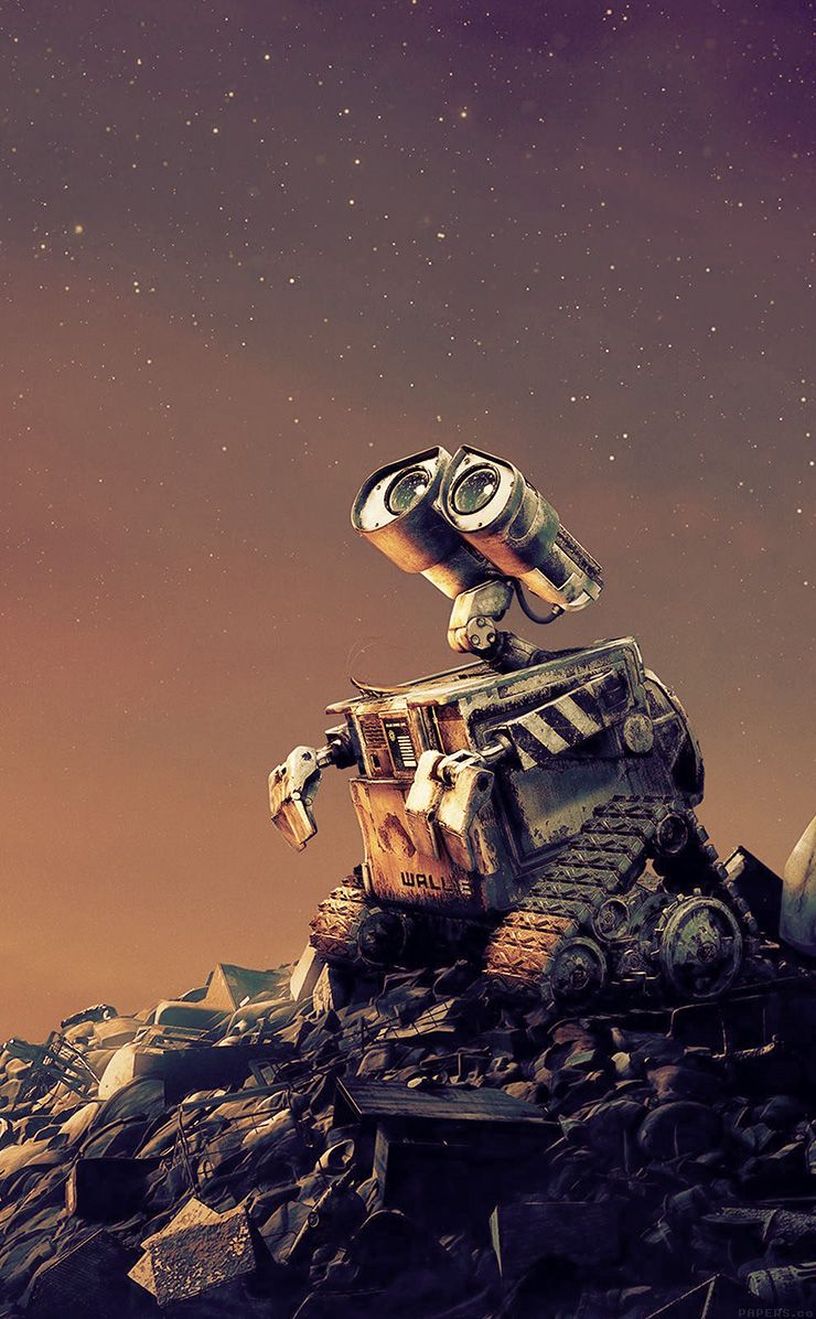 Tap And Get The Free App Movies Wall E Colorful Pixar Cartoon