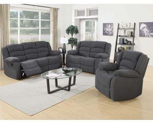 Mayflower Reclining 3 Piece Living Room Set | Products in ...