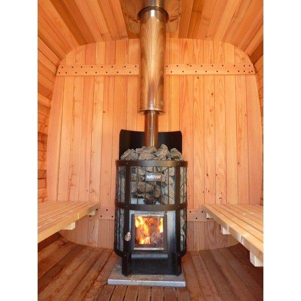 Sauna Bois Extrieur Authentique Esprit Nordique  Bain