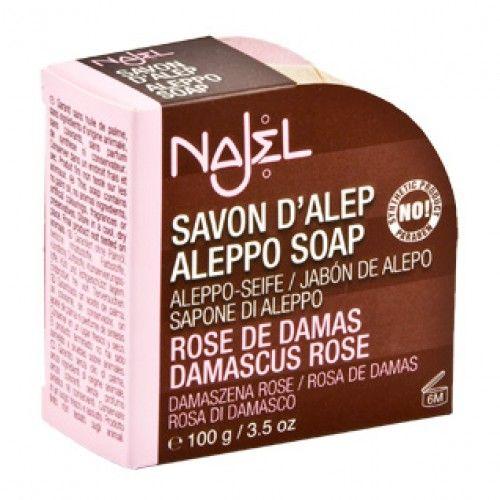 Damascus Roos én Aleppo Zeep? Probeer deze héérlijke geur!