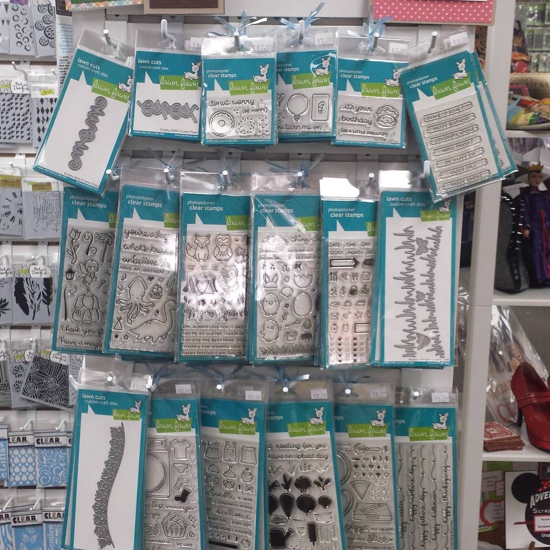 *New Goodies* Just arrived - LAWN FAWN DIES on SALE available in store and online #Scrapbookingmadesimple