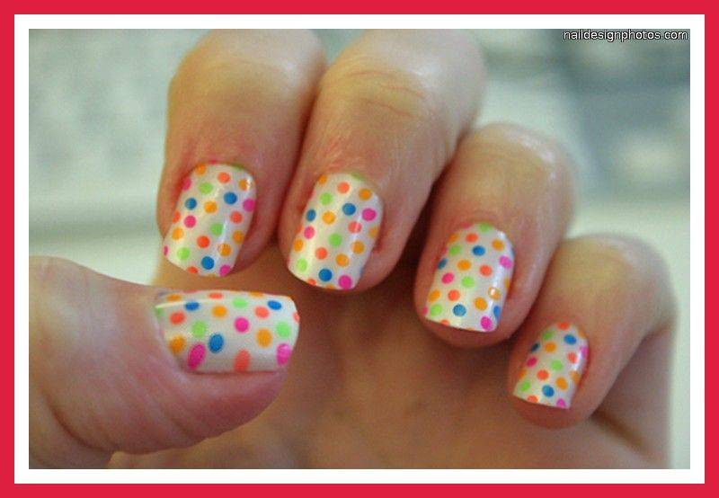 Cute Kid Nail Designs Cute Nail Art For Kids Nyc With Images