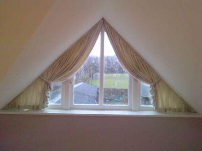 study window abby 39 s triangle window pinterest window. Black Bedroom Furniture Sets. Home Design Ideas