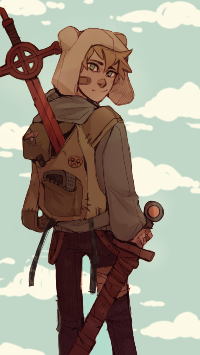 Finn By Tamaytka Doodle And Draw In 2019 Adventure