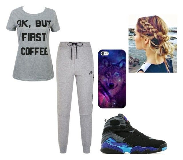 """""""follow my BFF @mosthated89"""" by kitty2563 ❤ liked on Polyvore featuring Jordan Brand, NIKE and Casetify"""