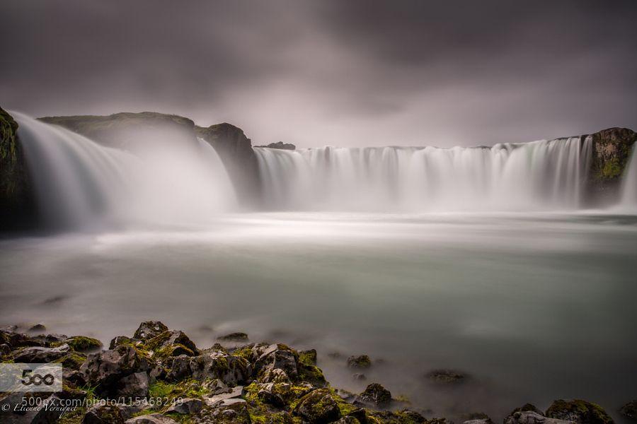 Godafoss by everniquet #nature